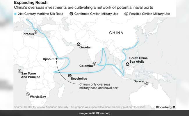 china navy bloomberg