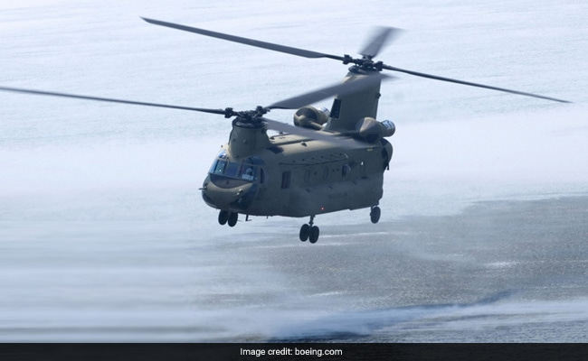 Tatas To Deliver Advance CH-47F Chinook Helicopters To Boeing