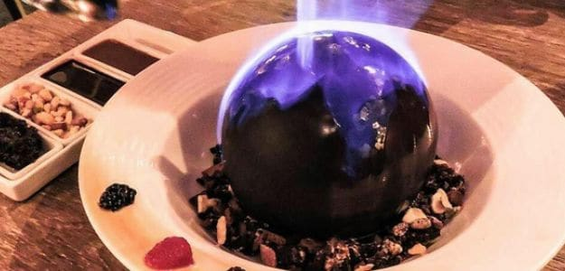 Chocolate Ball Fire, the Dangerously Addictive Dessert You Need to Try
