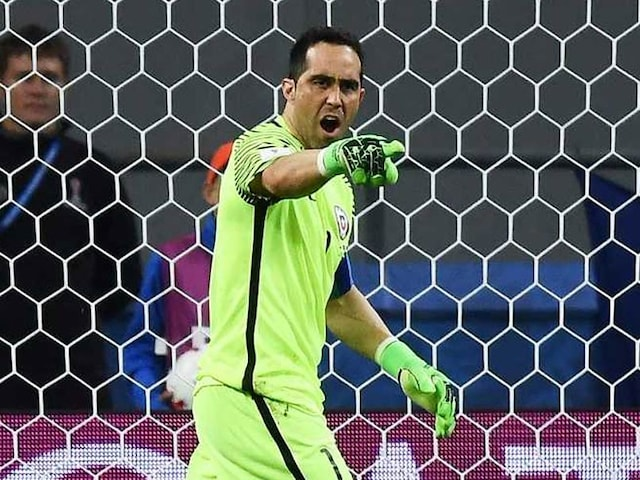 Confederations Cup 2017: Claudio Bravo Shines As Chile Beat Portugal In Penalty Shoot-Out