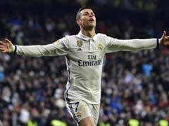 I'm Staying at Real Madrid, Says Cristiano Ronaldo