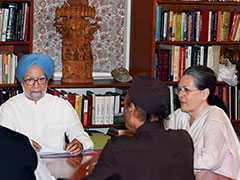 Economy Running On 'One Engine Of Public Spending': Dr Manmohan Singh