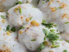 Ramzan Special: Dahi Phulki, a Neglected Iftar Dish That Resembles Dahi Vada