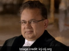 Dalveer Bhandari In International Court of Justice As UK Pulls Out