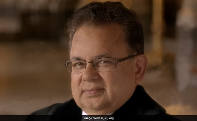 India Re-Nominates Dalveer Bhandari For Another Term As Judge At International Court of Justice