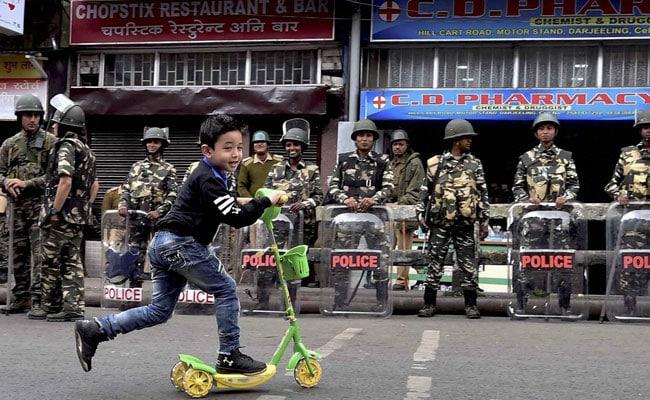 Amid Gorkhaland Agitation In Darjeeling, No Internet Since Sunday