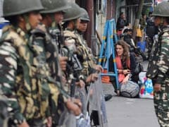 Send 4 CRPF Companies To Darjeeling, Calcutta High Court Asks Centre