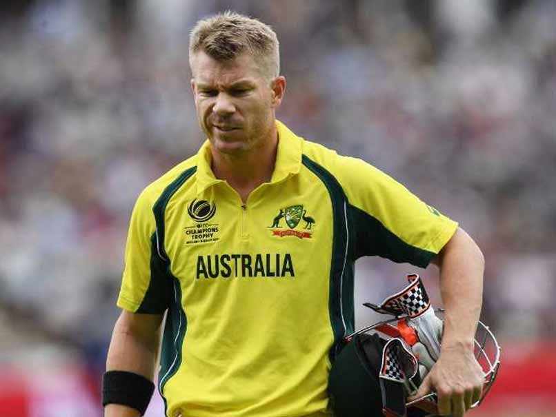 David Warner Takes 'No Contracts, Can't Play' At Cricket Australia