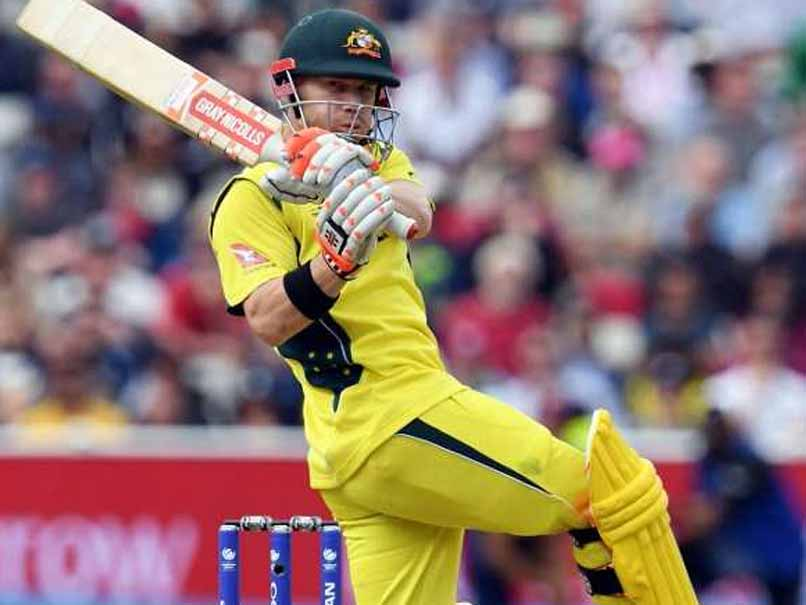 David Warner Says Players Won't Budge on Pay Demands