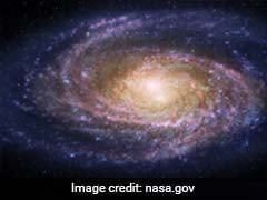 Astronomers Discover Massive 'Dead' Disk-Shaped Galaxy