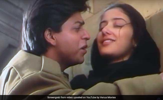शाहरुख खान ने मनीषा कोइराल की 'डीयर माया' को बताया Must Watch