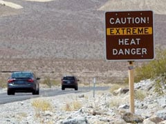 California's Death Valley To Reach A Searing 53 Degrees