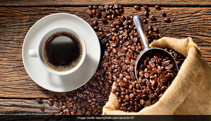 decrease in caffeine intake coffee tea