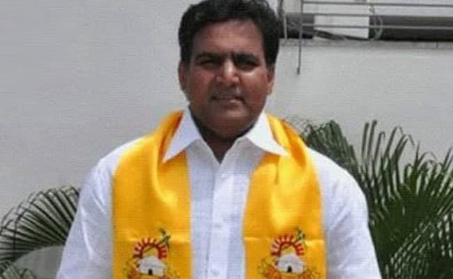 TDP Lawmaker Deepak Reddy Arrested In Land Grab Case