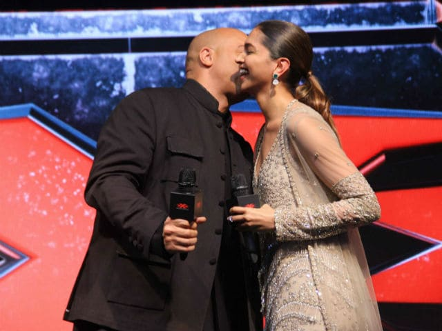 Hey Deepika Padukone, Check Out Vin Diesel's Instagram Post Featuring You