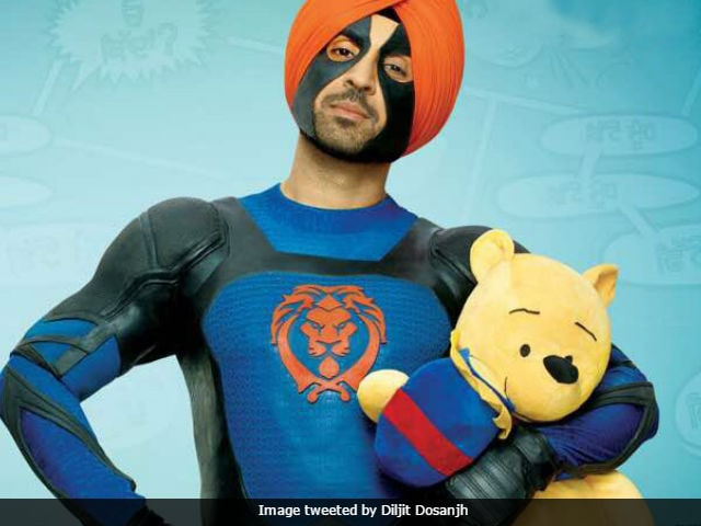 Why Diljit Dosanjh Is Crediting A Troll For The Idea Of His Film Super Singh