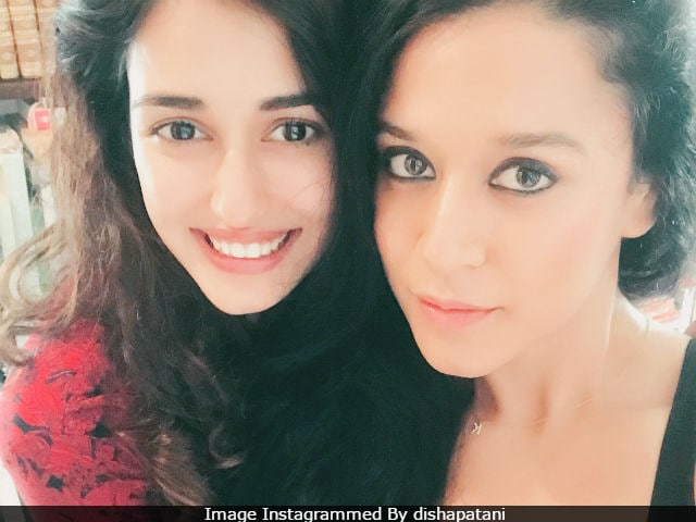 Tiger Shroff Was Busy, So Rumoured Girlfriend Disha Patani And Sister Krishna Hung Out