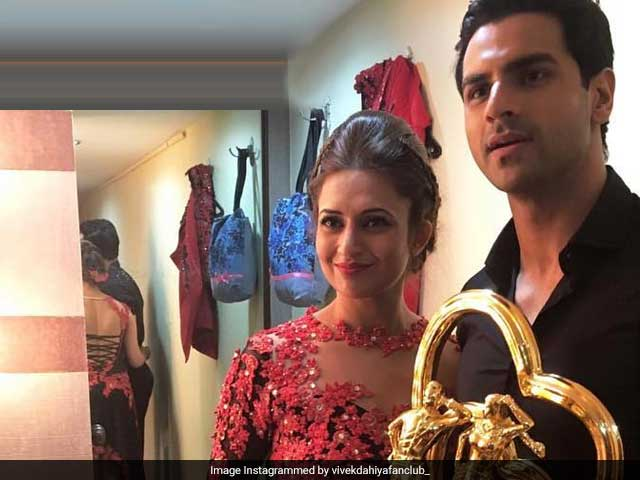 Divyanka And Vivek Are The Winners Of Nach Baliye 8