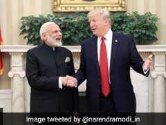 Narendra Modi In US: PM And I Are World Leaders In Social Media, Says Donald Trump At White House