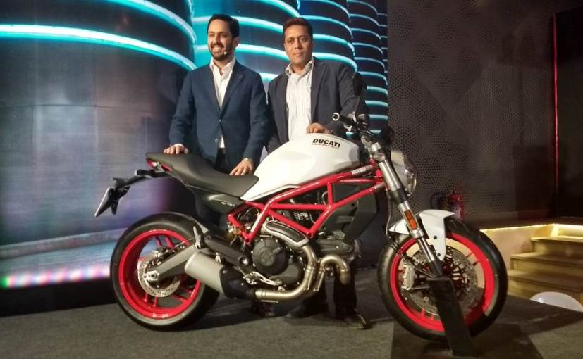 Ducati Monster Multistrada Launched In India Prices