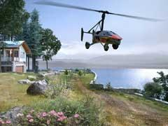 Dutch Firm To Build Flying Car In India