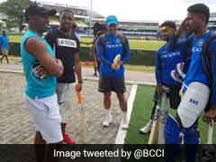 India vs West Indies: Men In Blue Get Surprise Visit From Dwayne Bravo
