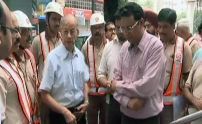 Image result for Prime Minister's Office Agrees To Metro Boss E Sreedharan On Kochi Stage
