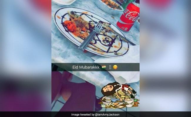 Eid al fitr wishes 2017 eid mubarak greetings from your favourite eid al fitr wishes 2017 eid mubarak greetings from your favourite stars and messages of good food m4hsunfo