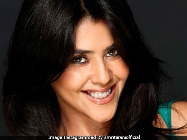 Happy Birthday, Ekta Kapoor: Smriti Irani, Divyanka Tripathi Post Wishes