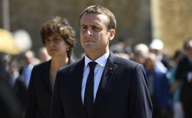 Man Charged For Threatening To Kill French President Emmanuel Macron