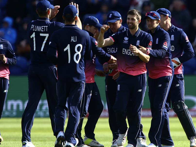 ICC Champions Trophy 2017: All-Round England Seal Semis Spot With Thumping Win Over New Zealand