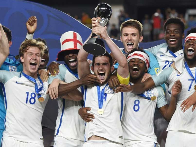 Young Lions Win Englands First World Title In 51 Years