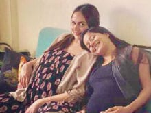 See First Pic Of Esha Deol's Baby Bump