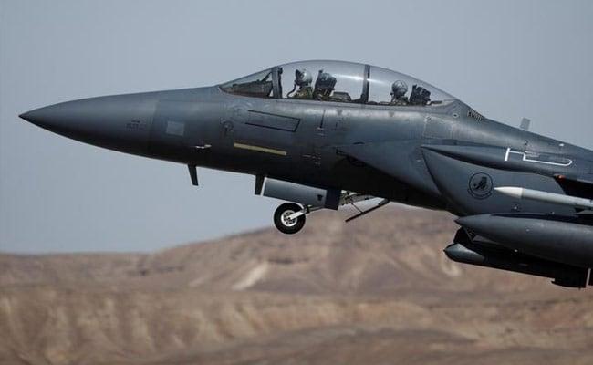 Qatar Signs $12 Billion Deal For US F-15 Jets Amid Gulf Crisis