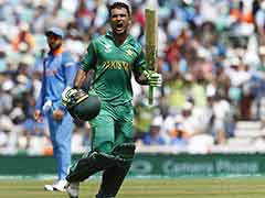 Champions Trophy Final: Fakhar Zaman Century Helps Pakistan Set India 339-Run Target