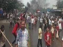 महाराष्ट्र में किसानों का प्रदर्शन हुआ हिंसक, कई गाड़ियों में तोड़फोड़ और आगजनी