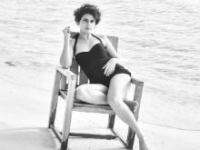 Going Viral: Fatima Sana Shaikh's Day On The Beach Looks Like This