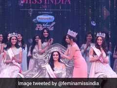 Femina Miss India 2017: हरियाणा की मानुषी चिल्लर के सिर चढ़ा 'मिस इंडिया' का ताज