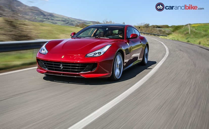 Terrific, Tantalising and Turbo: Ferrari GTC4 Lusso T Review