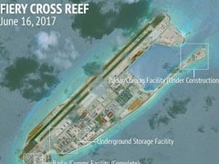 China Builds New Military Facilities On South China Sea Islands: Report
