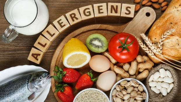 8 Wonderful Substitutes for the Most Common Food Allergies