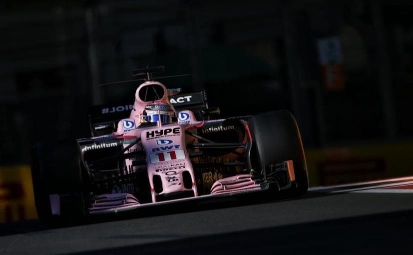 Force India Name Change Coming