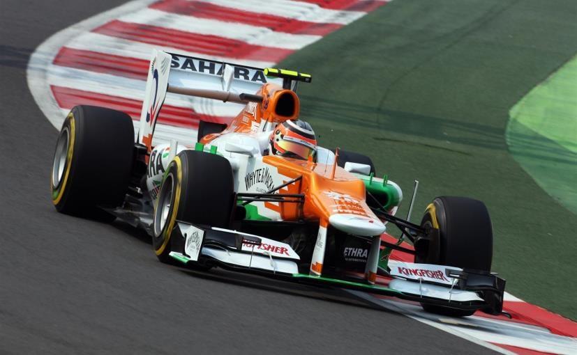 Liquor barron Vijay Mallya to dethrone 'India' from F1 team Force India