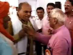 बालाघाट में मंच पर भिड़ गए मध्यप्रदेश के कृषि मंत्री और बीजेपी सांसद
