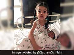 Gautam Gambhir Welcomes 'Little Angel' To Family