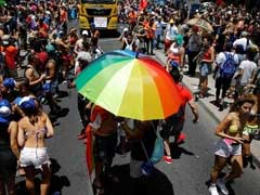 Thousands March In Israel's Gay Pride Parade