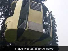 5 Die As Tree Falls Between Gondola Towers In Gulmarg, Jammu And Kashmir