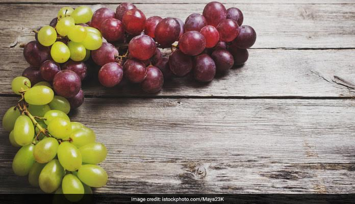 benefits of red grapes, Super food for health