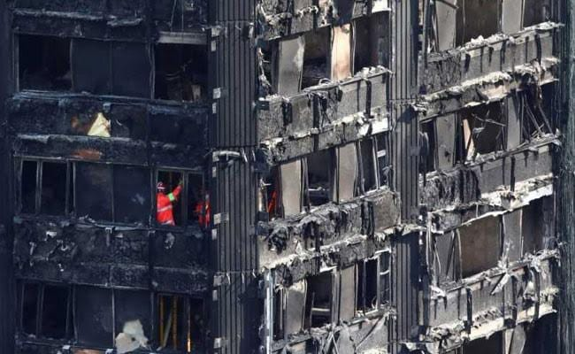 UK Says 95 Buildings Fail Safety Checks After London Tower Block Fire