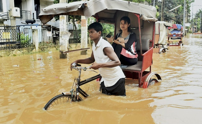13 Killed In Northeast Deluge, Assam Issues Flood Alert